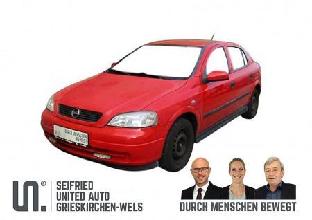 Opel Astra TD *Bastlerauto* bei BM || Seifried United Auto Grieskirchen Wels in
