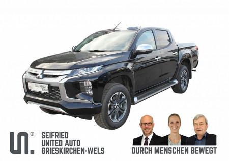 Mitsubishi L 200 DK DI-D 2,2 Intense 4WD 20 * exkl. MwSt 30.742* bei BM || Seifried United Auto Grieskirchen Wels in