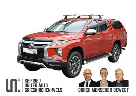 Mitsubishi L 200 DK DI-D 2,2 Intense 4WD 20 *3.100kg AHK* bei BM || Seifried United Auto Grieskirchen Wels in