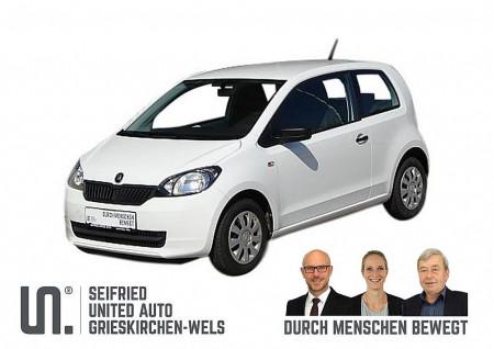 Skoda Citigo *75PS*Klima*CD-Radio* bei BM    Seifried United Auto Grieskirchen Wels in