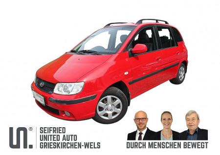 Hyundai Matrix 1,6 LaVita Automatik * inkl. Sommer und Winterreifen auf Felgen* bei BM    Seifried United Auto Grieskirchen Wels in
