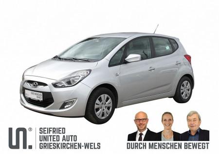 Hyundai iX20 1,4 CVVT Europe * Sommer- u. Winterreifen auf Felgen * neues Service mit §57a bei BM    Seifried United Auto Grieskirchen Wels in