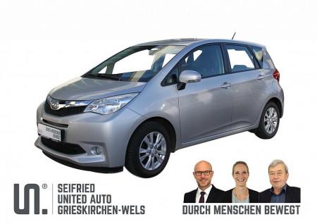 Subaru Trezia 1,3i Comfort bei BM    Seifried United Auto Grieskirchen Wels in