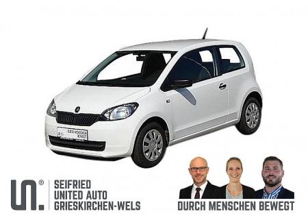 Skoda Citigo *75PS*Klima*CD-Radio* bei BM || Seifried United Auto Grieskirchen Wels in
