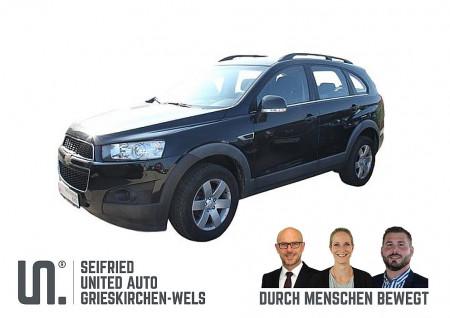 Chevrolet Captiva LT 2,2 2WD *Erstbesitz*AHK* bei BM || Seifried United Auto Grieskirchen Wels in