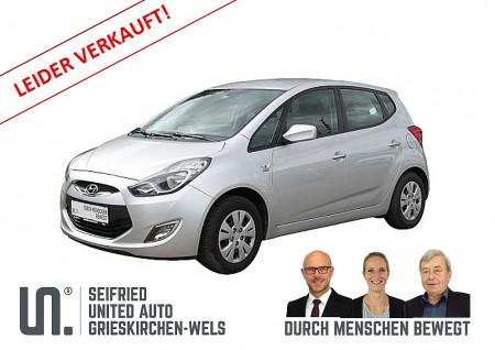 Hyundai iX20 1,4 CVVT Europe * Sommer- u. Winterreifen auf Felgen * neues Service mit §57a bei BM || Seifried United Auto Grieskirchen Wels in