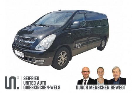 Hyundai Starex 2,5 CRDi Comfort bei BM || Seifried United Auto Grieskirchen Wels in