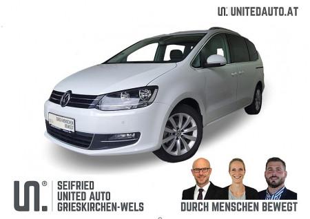 VW Sharan Business+ SCR 2,0 TDI DSG 7-Sitze *NAVI*Alcantara*Vorsteuerabzug möglich bei BM || Seifried United Auto Grieskirchen Wels in