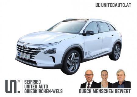 Hyundai Nexo Wasserstoff Level 6 – Abgabemonat Oktober 2020 bei BM || Seifried United Auto Grieskirchen Wels in