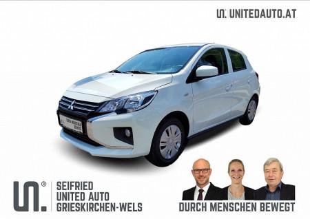 Mitsubishi Space Star 1,0 Inform Winterräder kostenlos !!! bei BM || Seifried United Auto Grieskirchen Wels in