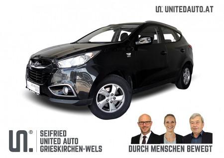 Hyundai iX35 1,7 CRDi *AHK, Klimaautom., SR+WR auf Alu* bei BM || Seifried United Auto Grieskirchen Wels in