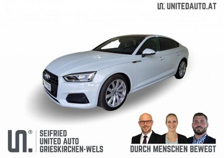 Audi A5 SB 3,0 TDI quattro design S-tronic   * LED * NAVI*Volleder * Schiebedach bei BM || Seifried United Auto Grieskirchen Wels in