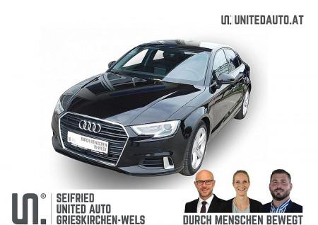 Audi A3 2,0 TDI S-tronic sport* XENON*NAVI* SHZG*MASS SITZ* bei BM || Seifried United Auto Grieskirchen Wels in