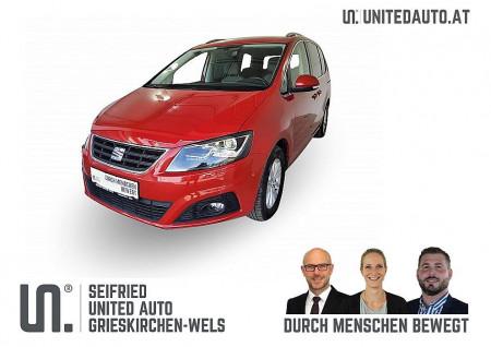 Seat Alhambra Executive 2,0 TDI DSG *el. Türen, Navi, 7-Sitzer, Rückfahrk.* bei BM || Seifried United Auto Grieskirchen Wels in