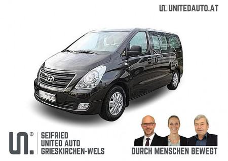 Hyundai Starex 2,5 CRDi AT *8-Sitzer*Leder*Navi*Panorama bei BM || Seifried United Auto Grieskirchen Wels in
