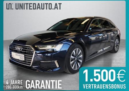 Audi A6 Avant 50 TDI quattro design *Matrix-LED, Navigation Plus, Luftfahrwerk* bei BM    Seifried United Auto Grieskirchen Wels in