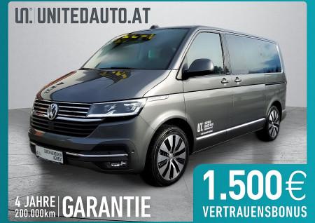 VW Multivan Cruise 2,0 TDI 4Motion DSG MJ 20*Stdhzg, Alarm, DCC, AHK* bei BM    Seifried United Auto Grieskirchen Wels in