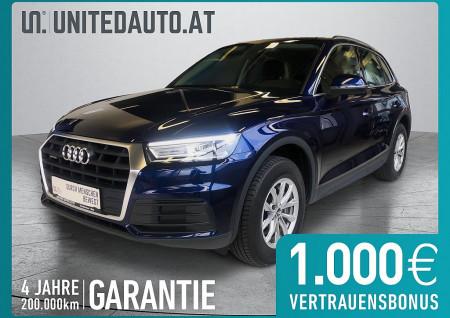 Audi Q5 2,0 TDI quattro S-tronic *Xenon, Navi, Sitzhzg. bei BM || Seifried United Auto Grieskirchen Wels in