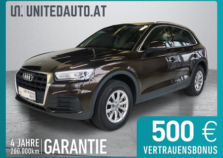 Audi Q5 2,0 TDI quattro S-tronic * XENON*NAVI*AUDI PRE SENSE* bei BM || Seifried United Auto Grieskirchen Wels in
