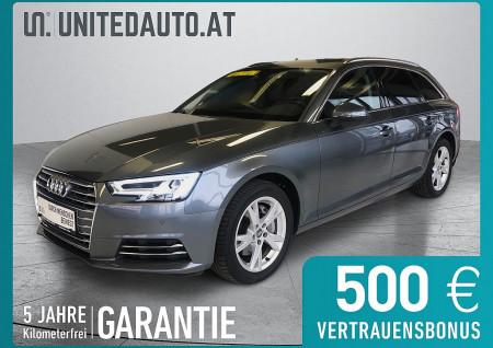 Audi A4 Avant 2.0 TDI Sport S-tronic *LED, Navi , Sitzhzg., Temp, Einpark plus, interface* Design bei BM || Seifried United Auto Grieskirchen Wels in