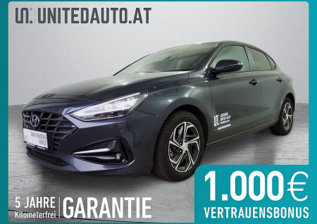 Hyundai i30 Fastback 1,0 T-GDi Trend Line DCT Aut. bei BM || Seifried United Auto Grieskirchen Wels in