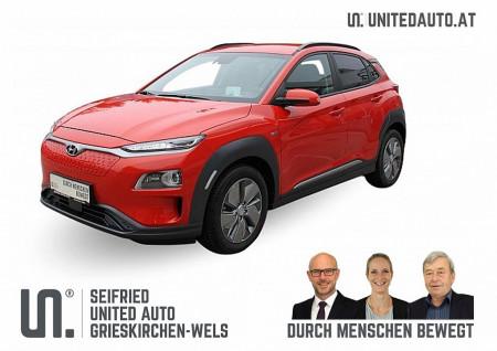 Hyundai Kona EV L5*netto 28.307,-* exkl.Invest/Öko-Föd bis 02/21 bei BM || Seifried United Auto Grieskirchen Wels in
