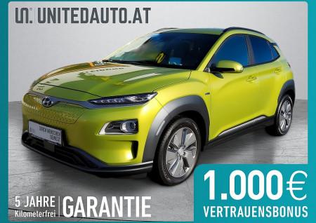 Hyundai KONA EV L4 *netto € 26.122,-* exkl. Invest/Öko-Förd. bis 02/2021 Level 4 bei BM || Seifried United Auto Grieskirchen Wels in