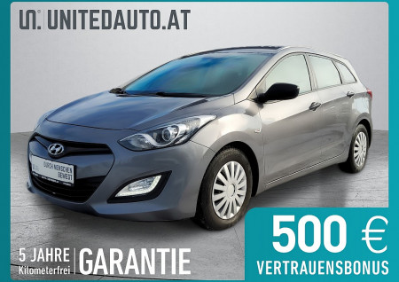Hyundai i30 CW 1,4 CVVT Europe bei BM || Seifried United Auto Grieskirchen Wels in