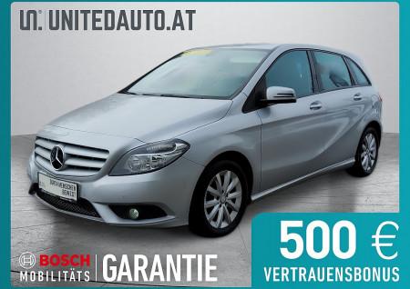 Mercedes-Benz B 180 CDI A-Edition Aut. *Navi*Neue Bremsen vo. & hi.* bei BM || Seifried United Auto Grieskirchen Wels in