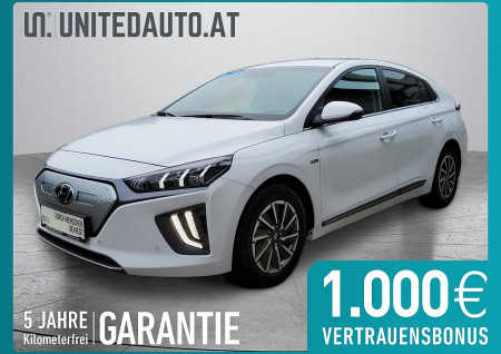 Hyundai Ioniq EV L5 * netto € 23.901,- * exkl. Invest/Öko-Förd. bis 02/2021 Level 5 bei BM || Seifried United Auto Grieskirchen Wels in