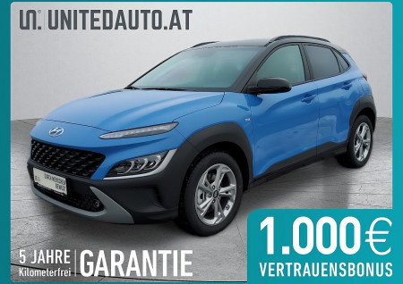Hyundai Kona Trend Line 1,0 T-GDi 2WD 48V*Neues Modell* bei BM || Seifried United Auto Grieskirchen Wels in