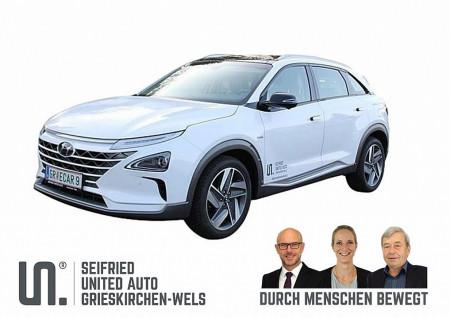 Hyundai Nexo Wasserstoff Level 6 bei BM    Seifried United Auto Grieskirchen Wels in