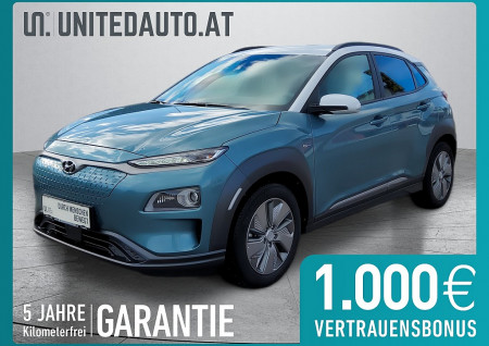 Hyundai KONA Elektro Level 6 *netto € 29.082,-* exkl. Invest/Öko-Förd. bis 05/2021 bei BM    Seifried United Auto Grieskirchen Wels in