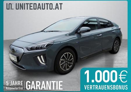 Hyundai IONIQ EV L6 * netto € 25.219,- * exkl. Invest/Öko-Förd. bis 02/21 Level 6 bei BM || Seifried United Auto Grieskirchen Wels in