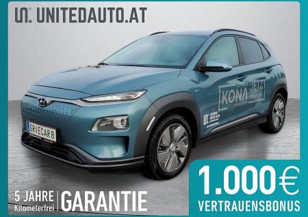 Hyundai KONA EV L6 *netto € 27.592,-* exkl. Invest/Öko-Förd. bis 05/21 bei BM    Seifried United Auto Grieskirchen Wels in
