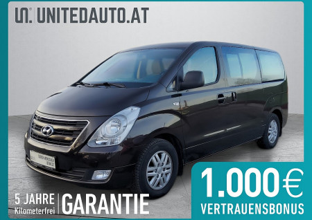 Hyundai STAREX 2,5 CRDi AT *8-Sitzer*Leder*Navi*Panorama bei BM || Seifried United Auto Grieskirchen Wels in