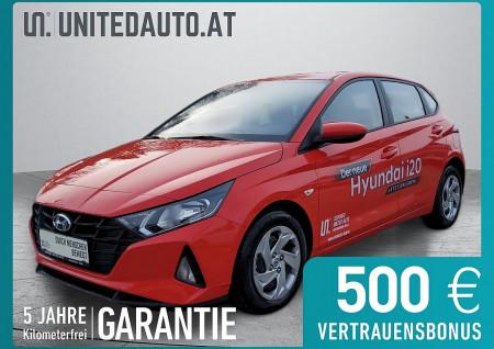 Hyundai i20 1,2 MPI i-Line AKTION-Vorführwagen !!! bei BM || Seifried United Auto Grieskirchen Wels in