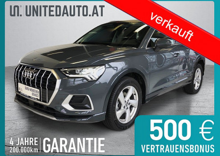 Audi Q3 35 TFSI S-Tronic advanced *Voll-LED, elektr. Heckkl., Audi pre sence front* bei BM || Seifried United Auto Grieskirchen Wels in