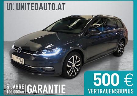 VW Golf VII Kombi HL 2,0 TDI *Standhzg* Navi*Xenon*WR lose* bei BM || Seifried United Auto Grieskirchen Wels in