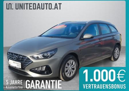 Hyundai i30 CW 1,5 DPI i-Line *Spurhalteassistent*Tempomat*Bluetooth bei BM || Seifried United Auto Grieskirchen Wels in