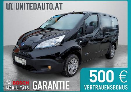 Nissan NV200 Kombi Premium * netto € 14.319,- exkl. Investprämie bis 02/2021 bei BM || Seifried United Auto Grieskirchen Wels in