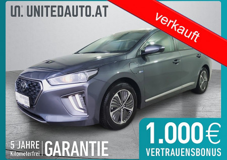 Hyundai IONIQ Plug-In Hybrid *ca. 50km elektr. Reichweite* Level 3 bei BM || Seifried United Auto Grieskirchen Wels in