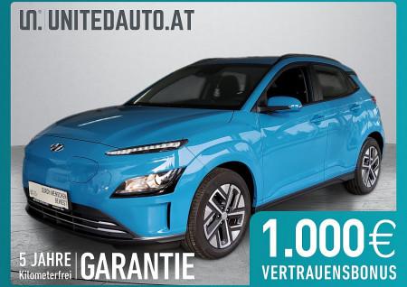 Hyundai KONA EV Smart Line Facelift € 21.707,- netto nach aws und Öko, AHK möglich bei BM || Seifried United Auto Grieskirchen Wels in