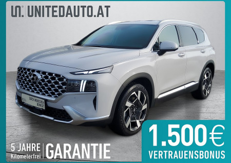 Hyundai SANTA FE 2,2 CRDi 4WD Prestige Line DCT Aut.*Neues Modell* bei BM    Seifried United Auto Grieskirchen Wels in