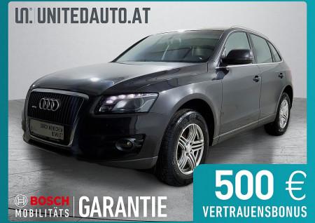 Audi Q5 quattro 2,0 TDI *XENON, AHK, 8-fach Alu, SHZ, Einpark plus* bei BM    Seifried United Auto Grieskirchen Wels in