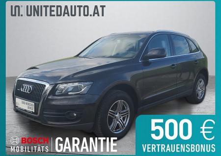 Audi Q5 quattro 2,0 TDI *XENON, AHK, 8-fach Alu, SHZ, Einpark plus* bei BM || Seifried United Auto Grieskirchen Wels in