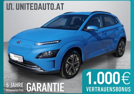 Hyundai KONA EV Smart Line Facelift € 22.102,- netto nach aws und Öko, AHK möglich bei BM || Seifried United Auto Grieskirchen Wels in