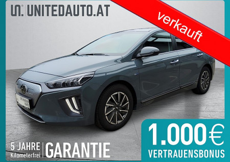 Hyundai IONIQ EV L6 SD * netto € 25.943,- * exkl. Invest/Öko-Förd. bis 05/21 Level 6 bei BM || Seifried United Auto Grieskirchen Wels in