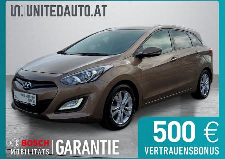 Hyundai i30 CW 1,4 CVVT Europe Plus *8-Fach Bereift*Pickerl bis 07/2021*Klimaautomatik*Sitzheizung* bei BM || Seifried United Auto Grieskirchen Wels in