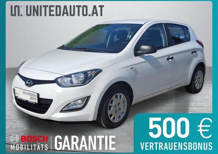 Hyundai i20 1,25 Life *Pickerl NEU*Bluetooth*Touchscreen-Bildschirm* bei BM || Seifried United Auto Grieskirchen Wels in